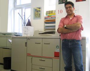 Ihr Copy Center In Frankfurt Bockenheim